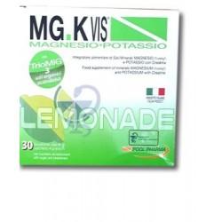 Pool Pharma - MG.K Vis Magnesio Potassio Lemonade Integratore Sali Minerali 30 Bustine - 942602677