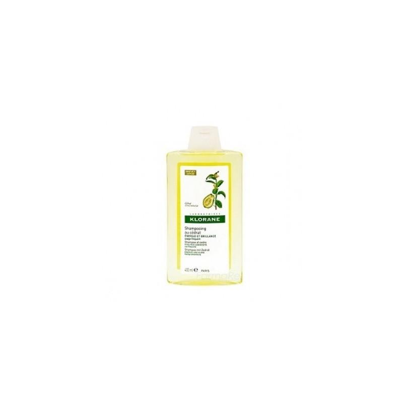 Klorane - Klorane Shampoo Polpa Cedro 400 Ml - 903092219