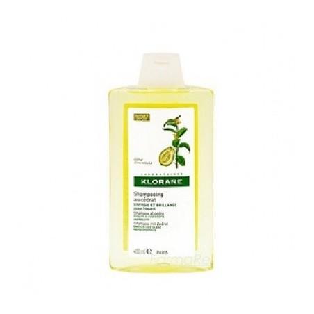 Klorane Shampoo Polpa Cedro 400 Ml