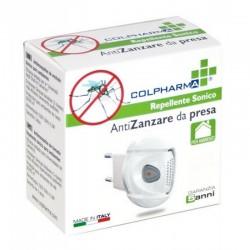 Colpharma - COLPHARMA ANTIZANZARE DA PRESA SONICO 插电声波防蚊子 - 974366813
