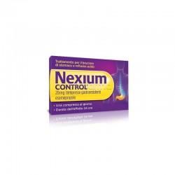 Pfizer - NEXIUM CONTROL 7CPRGASTR20MG - 042922017