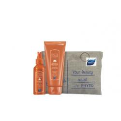 Phyto - Phyto Phytoplage Olio Solare Protettivo 100ml+Shampoo Doccia 200ml - 975509682