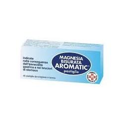 Pfizer - MAGNESIA BISURATA AROMATICA 40 COMPRESSE - 005781036