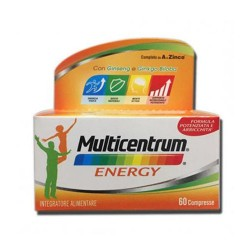 Pfizer - MULTICENTRUM MC ENERGY 60CPR - 975030848