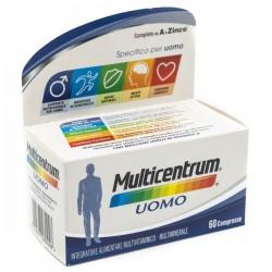 Pfizer - MULTICENTRUM UOMO 60CPR 男士复合维生素(12岁以上通用型)60粒 - 942006139