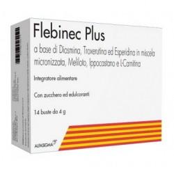 ALFASIGMA - FLEBINEC PLUS 14 BUSTINE - 971676679