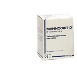 Vemedia Manufactur - Mannocist-D 20 bustine - 934013703