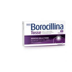 ALFASIGMA - Neoborocillina Tosse 20 Pastiglie - 027081049