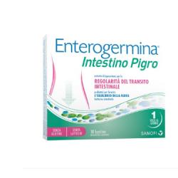 Sanofi Spa - Enterogermina Intestino Pigro 10 Bustine - 942141108