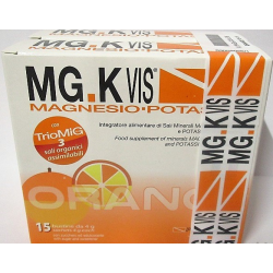 Pool Pharma - Mgk Vis Magnesio Potassio Orange 15+in OMAGGIO 15 Bustine - 942602638