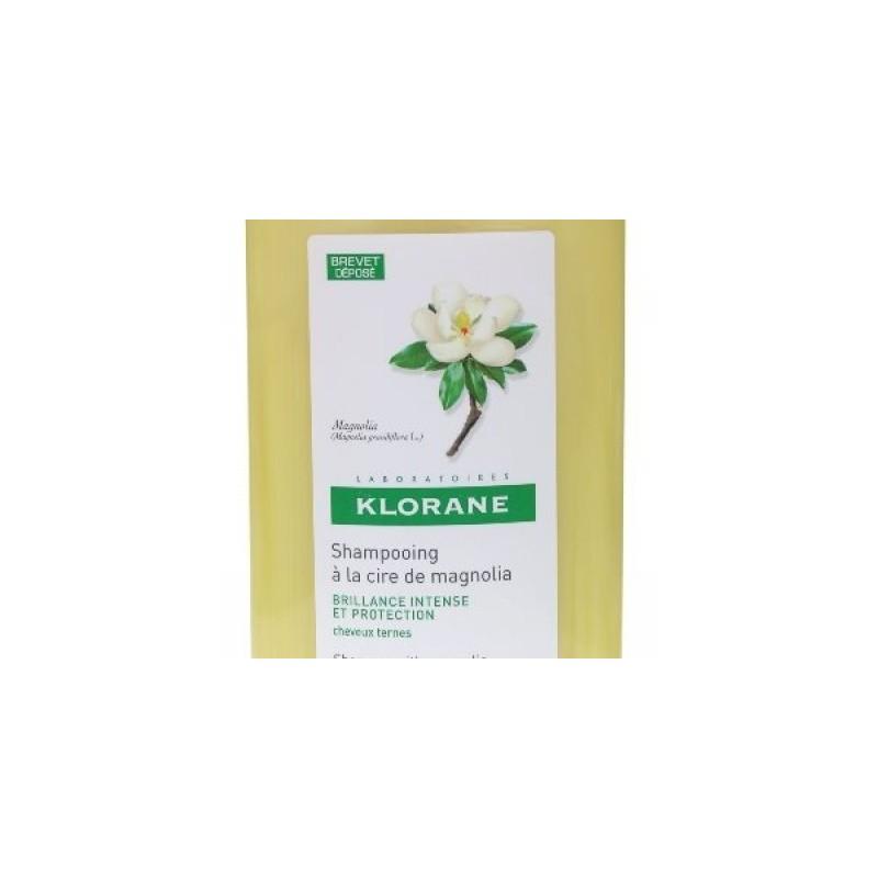 Klorane - Klorane Shampoo Magnolia 400 Ml - 922364284