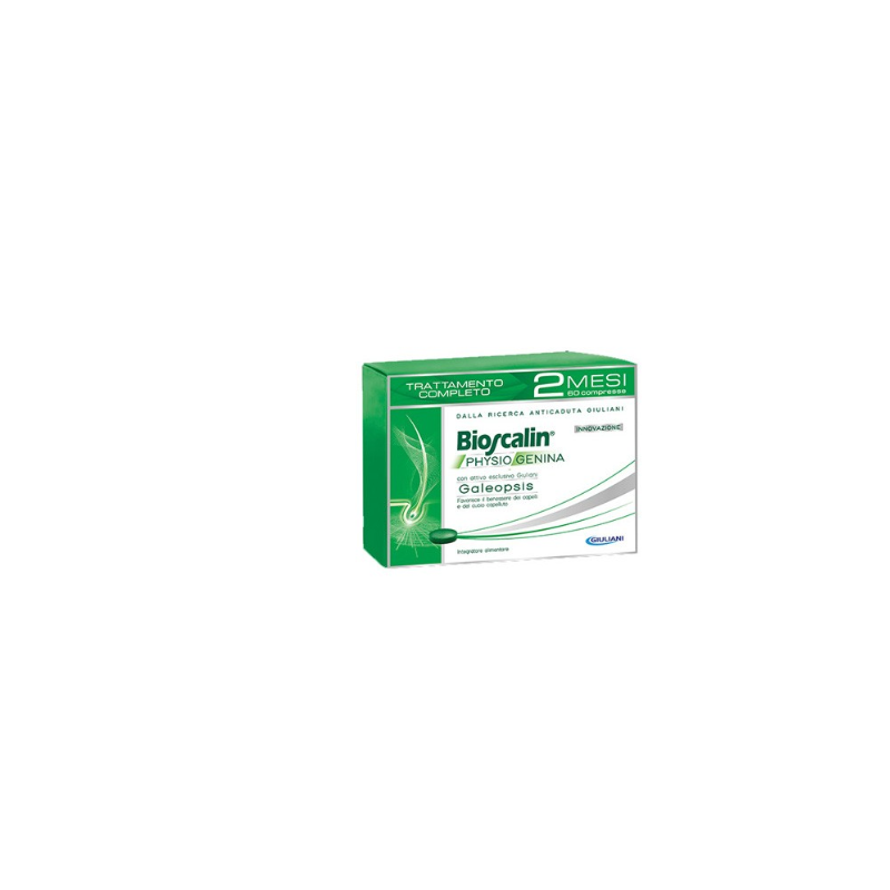 Bioscalin Physiogenina 60 Compresse
