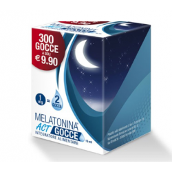 - Melatonina Act Gocce 15ml - 926038112