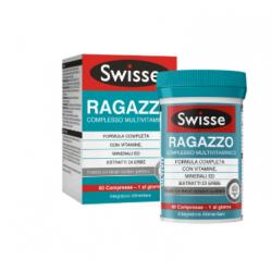 Swisse - Swisse Multivitaminico Ragazzo 60 Compresse 斯维诗复合维生素片青少年60粒 - 976782413