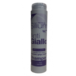 Silium - SILIUM ANTI GIALLO SHAMPOO RAVVIVANTE 250 ML - 974365304