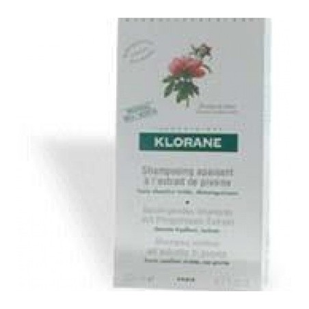 Klorane Shampoo Peonia 400ml - cute irritata