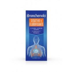 Omega Chefaro - BRONCHENOLO SEDATIVO FLUIDIFICANTE SCIROPPO 150ML - 026564070