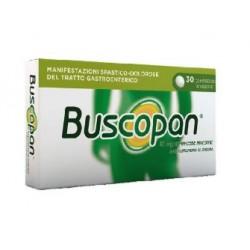 Sanofi Spa - BUSCOPAN 30COMPRESSE RIVESTITE 10MG - 006979025