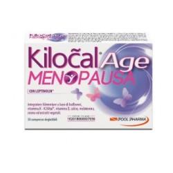Kilocal - KILOCAL AGE MENOPAUSA 30CPR - 942802291