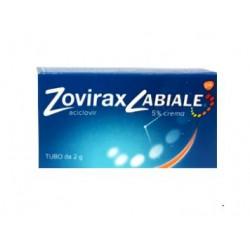 GLAXOSMITHKLINE C.HEALTH.SPA - ZOVIRAXLABIALE CREMA 2G 5% - 037868015