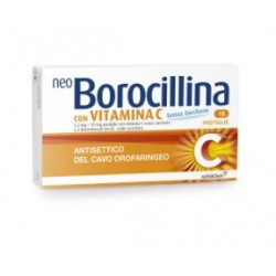 ALFASIGMA - NEOBOROCILLINA C 16PAST S/Z - 022632184