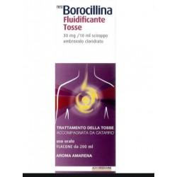 ALFASIGMA - NEOBOROCIL SCIROPPO FLUIDIFICANTE 200ML - 034740035