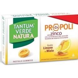 Angelini - TANTUM VERDE NATURA PASTIGLIE LIMONE&MIELE - 938752247