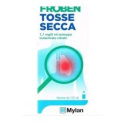 Mylan - FROBEN TOSSE SECCA SCIROPPO 125ML - 035117023