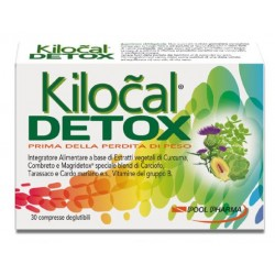 Pool Pharma - KILOCAL DETOX 30 COMPRESSE - 942819549