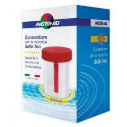 Master Aid - Contenitore Raccolta Feci Master-aid 60 Ml - 934843083