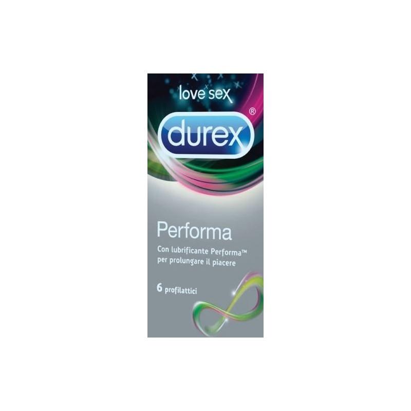 Profilattico Durex Performa 6 Pezzi