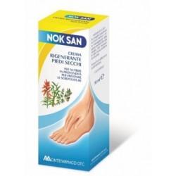 Montefarmaco Spa - Nok San Crema Rigenerante Piedi Secchi 50 Ml - 904308715