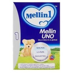 Mellin Spa - Mellin 1 Latte Polvere 700 G - 971103282