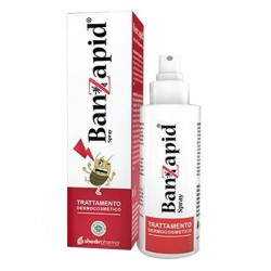 Shedir Pharma  - BANZAPID SPRAY TRATTAMENTO 100ML - 940040520