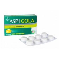 Bayer Spa - ASPI GOLA 16PASTIGLIE LIMONE MIELE - 041513033