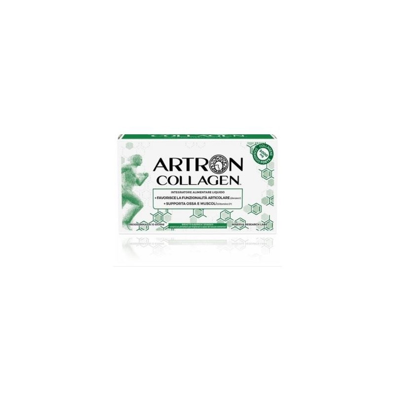 GOLD COLLAGEN ARTRON 10FLACONCINI