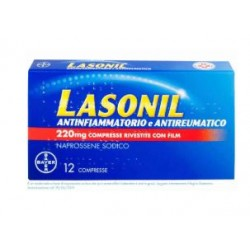 Bayer Spa - LASONIL ANTINFIAMMATORIO 12COMPRESSE - 032790038