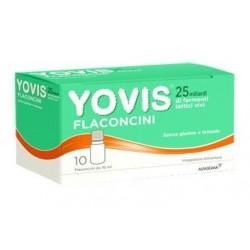 ALFASIGMA - FERMENTI LATTICI YOVIS 10 FLACONCINI 10ml - 976335291