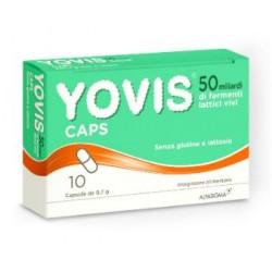 ALFASIGMA - YOVIS CAPS 10CAPSULE - 972264408