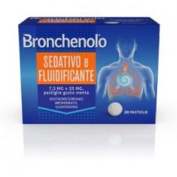 Omega Chefaro - Bronchenolo Sedativo Fluidificante 20Pastiglie - 026564094