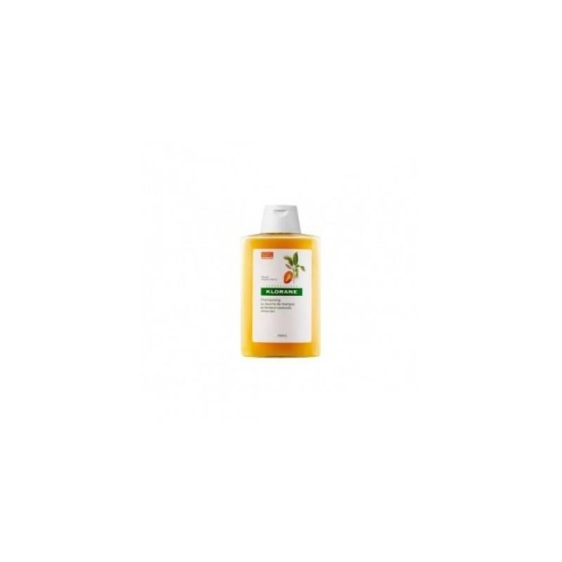 Klorane - Klorane Shampoo Burro Mango 400 Ml - 903990529