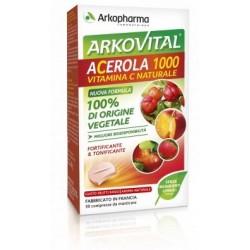 Arkopharma - Acerola 1000 30 compresse masticabili - 904213410