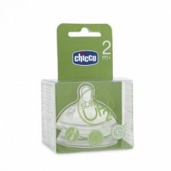 Chicco - Chicco Tettarella Stepup New 2m+ Flusso Medio - 924741150