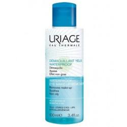 Uriage - Uriage Struccante Bifasico Occhi waterproof 依泉眼唇卸妆液100ML深层清洁温和清爽不刺激 - 975443146