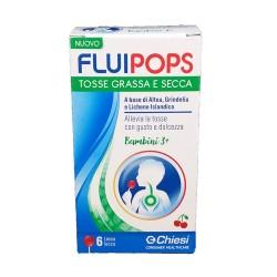 Chiesi Farmaceutici - FLUIPOPS 6 LECCA LECCA TOSSE - 976104909