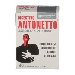 Marco Antonetto Sp - DIGESTIVO ANTONETTO A/R40CPR - 970435689
