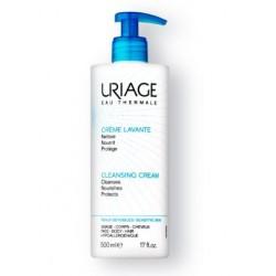 Uriage - Uriage Crema Lavante 依泉柔润洁肤乳 500ml - 974047122