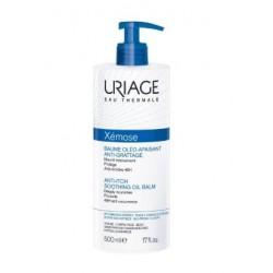Uriage - XEMOSE BALSAMO OLIO 依泉舒慕适特润舒护油身体乳 500ML - 975428234