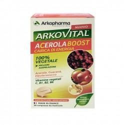 Arkopharma - ARKOVITAL ACEROLA BOOST 24 CPR - 978592297