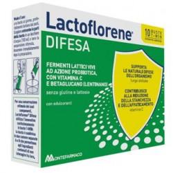 Montefarmaco Spa - LACTOFLORENE DIFESA 10BUSTINE - 943167080